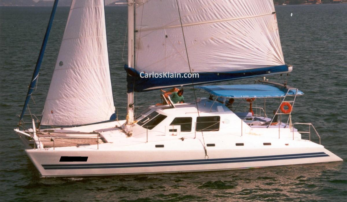 CATAMARÃ ANGRA CAT 47' Cruising